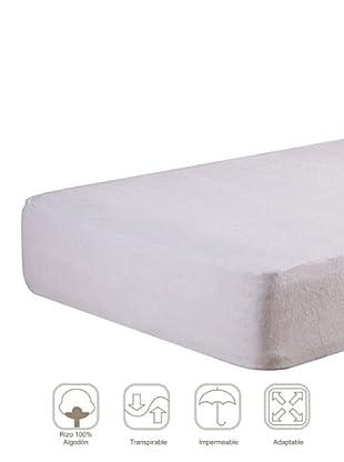 Pikolin Protector de colchón Rizo (Blanco)