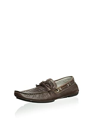 Vince Camuto Men's Rocca Woven Driver (Brown)