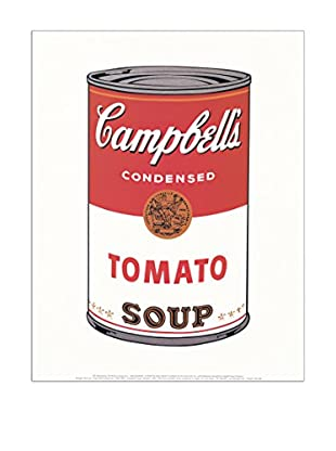 Artopweb Panel Decorativo Warhol Cambell