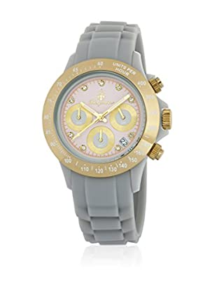 Burgmeister Reloj de cuarzo Florida BM514-060s Gris 40 mm