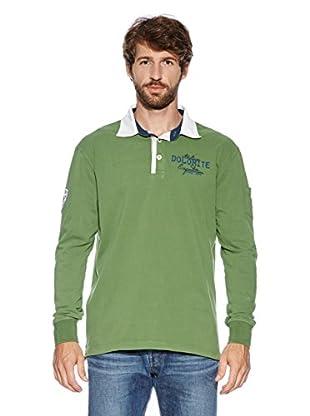 Dolomite Polo Fitz Roy Mr (Verde)