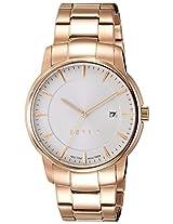 Esprit ES Albert Analog White Dial Men's Watch - ES108381002