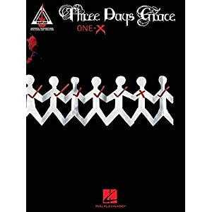 Three Days Grace: One-X (Recorded Versions Guitar)
