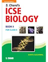 ICSE Biology for Class 10 - Book 2