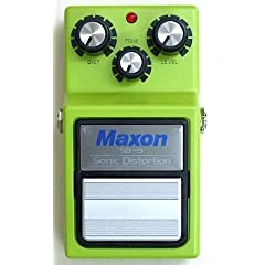 MAXON Sonic Distortion