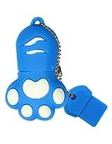 Pen Drive ZT13582 Tiger Foot Shape Style 16 GB 2.0 USB Pen drive