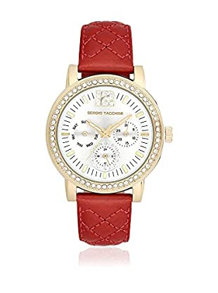 Sergio Tacchini Quarzuhr Woman rot 39 mm