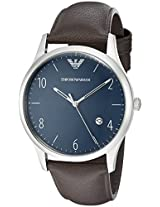 Emporio Armani Analog Blue Dial Men's Watch - AR1944