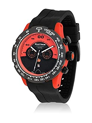 Bultaco Reloj de cuarzo Man Unisex H1PO48C-SO1 48 mm