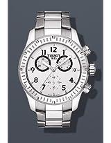 Tissot Analogue Black Dial Men's Watch - T0394172105700