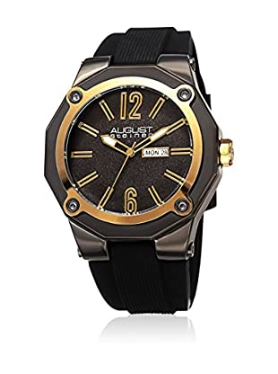 August Steiner Orologio con Movimento al Quarzo Giapponese Man AS8232GNG 50.0 mm