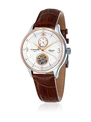 THOMAS EARNSHAW Uhr Flinders braun 42  mm