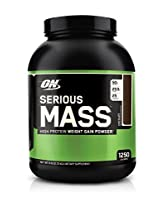 ON Serious Mass - 6 lb (Chocolate)