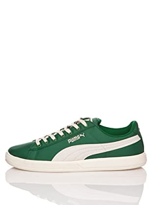 Puma Zapatillas Archive Lite Low Nylon (Verde / Blanco)