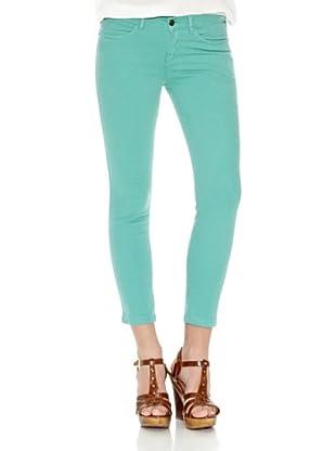 Springfield Pantalón Basic 5 Pockets (Verde)