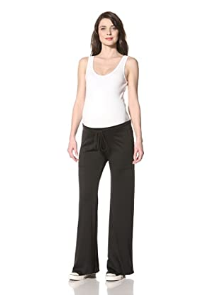 NOM Women's Lina Cargo Pant (Black)