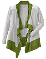 Design History Big Girls' Cardigan