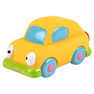 Mee Mee Car Squeeze Toy, Multi Color