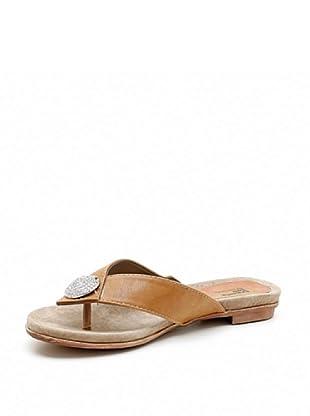 Trendy Too Sandalias Abalorio (Camel)