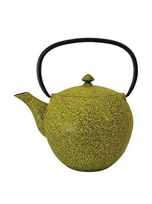 BergHOFF Studio 1.06-Qt. Cast Iron Teapot, Yellow