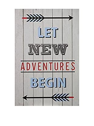 Premier Interior Panel Decorativo Kids Let New Adventures Begin