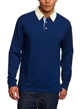 Brooks Brothers Polo Steeven (Azul)