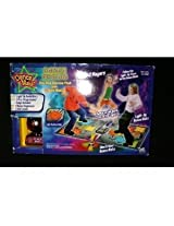 Dance Maker Dance Fusion Double Dance Mat with Disco Ball
