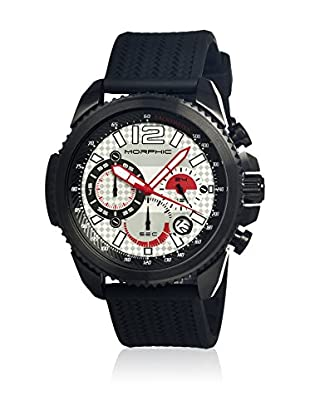 Morphic Reloj con movimiento cuarzo japonés Mph2803 Negro 45  mm