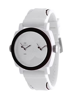 Marea 41109/2 - Reloj Unisex silicona Blanco