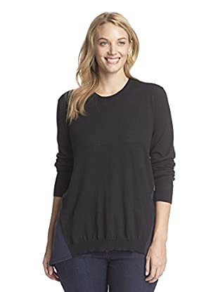 Acrobat Plus Women's Sweater with Silk Panels