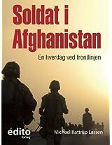 Soldat i Afghanistan