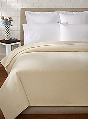 Traditions Linens Ivone Tailored Coverlet