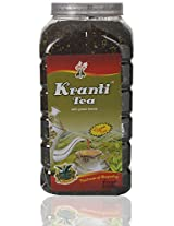 Kranti Tea with Green Leaves - 1000 Grams