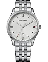 Tommy Hilfiger Analog White Dial Men's Watch - NTH1710283J