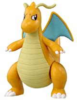 Takaratomy Pokemon XY Monster Collection Super Size MSP Dragonite Action Figure