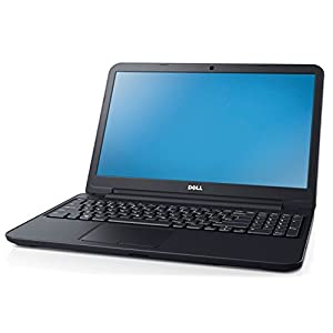 Dell Inspiron 3537 15.6-inch Laptop (Core i3-4010U/2GB/500GB HDD/Linux/1 GB Graphics/with Bag), Black