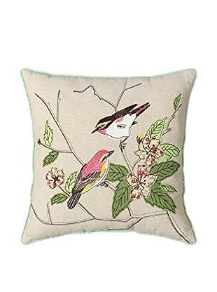 Romantic Style Cojín Birds 80931