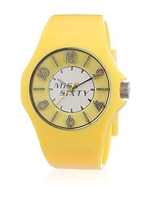 Miss Sixty Reloj de cuarzo R0751124505 Amarillo