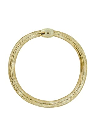 Gold & Diamond Pulsera Flex Amarillo