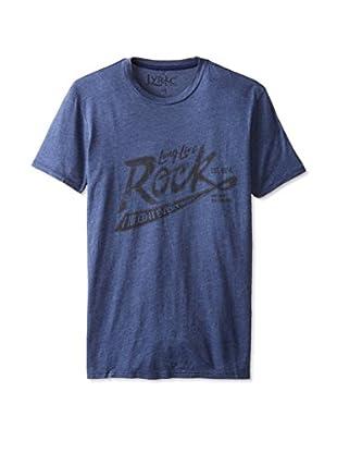 Lyric Culture Men's Long Live Rock Short Sleeve T-Shirt