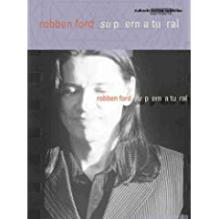 Robben Ford Supernatural (Authentic Guitar-Tab)