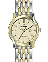 Westar Analog Light Champagne Dial Women's Watch 4678CBN102