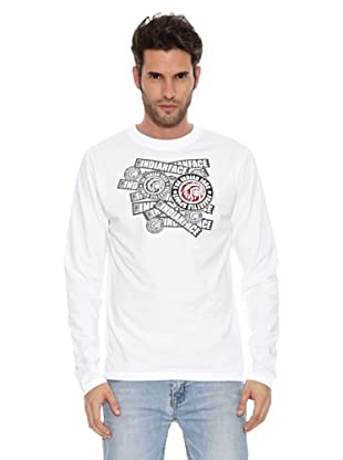 The Indian Face Camiseta Colbert (Blanco)