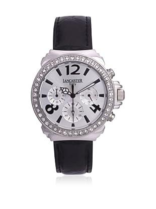 Lancaster Reloj de Señora cuarzo piel Negro