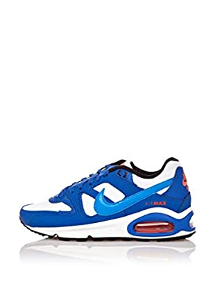 Nike Zapatillas Air Max Command (Gs) (Azul / Blanco)