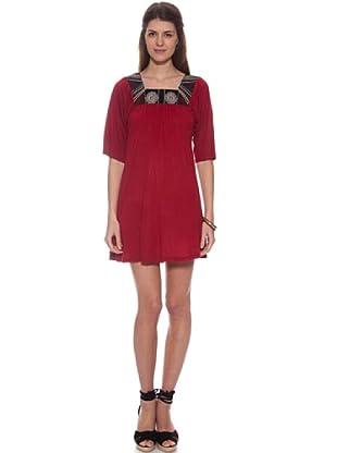 HHG Kleid Moulins (Rot)