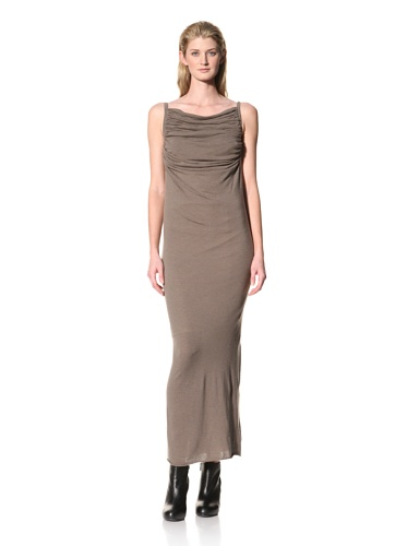 RICK OWENS Women's Maxi Dress (Dust)