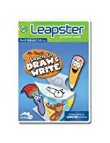 LeapFrog Tag Junior Software: Mr. Pencil Learn to Draw and Write