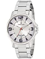 Daniel Klein Analog Silver Dial Men's Watch - DK10899-2