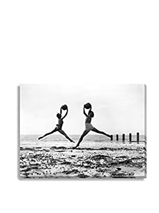 Photos.Com By Getty Images Beach Dancers By Fox Photos On Canvas